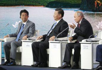 ウラジオ「柔道外交」プーチン大統領の「一本勝ち」