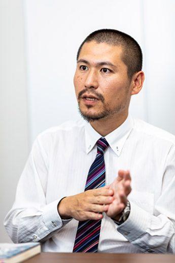 斉藤章佳(さいとう・あきよし)氏 大森榎本クリニック精神保健福祉部長