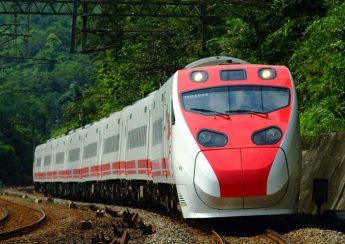 脱線した台湾鉄路管理局のTEMU2000型(写真・日本車輌製造ウェブサイトより)