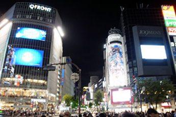 渋谷のスクランブル交差点(※写真はイメージ)