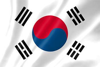韓国の国旗