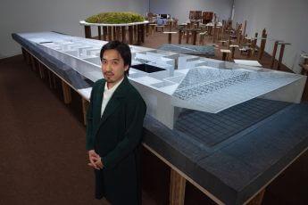 「記憶」は未来をつくる「原動力」:建築家・田根剛インタビュー(上)