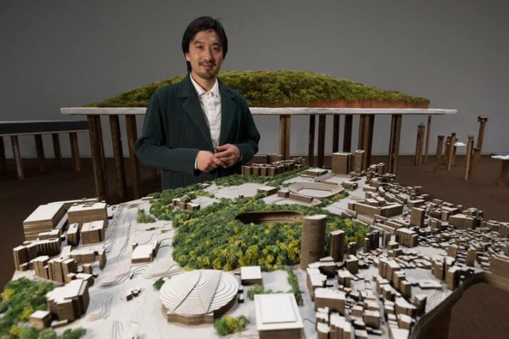 「記憶」は未来をつくる「原動力」:建築家・田根剛インタビュー(下)