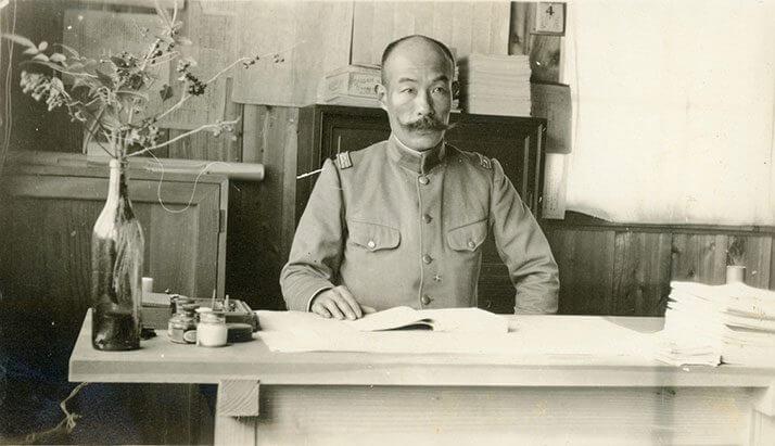 """ドイツ兵捕虜たちが""""感謝""""した徳..."""