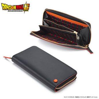「ドラゴンボール」の本革財布