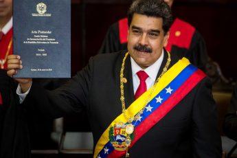 「2期目」強行突入ベネズエラ「マドゥロ大統領」に立ちはだかる「国際包囲網」