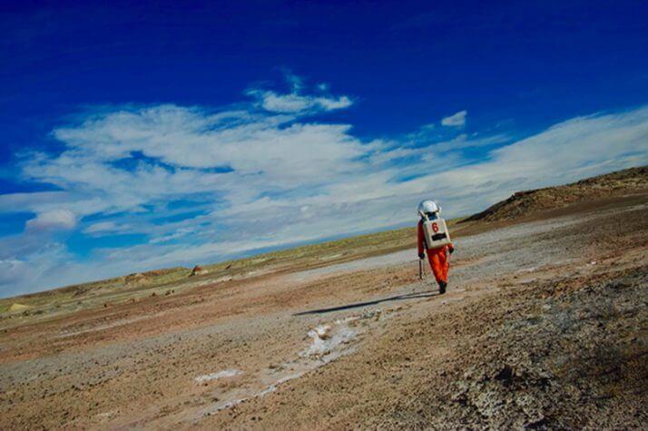 人類「火星滞在」に警鐘「宇宙模擬実験」の驚愕体験レポート(上)