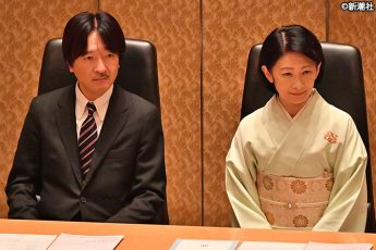 秋篠宮夫妻