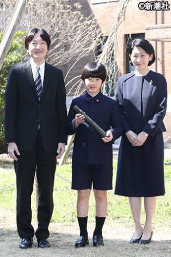 秋篠宮夫妻、悠仁さま