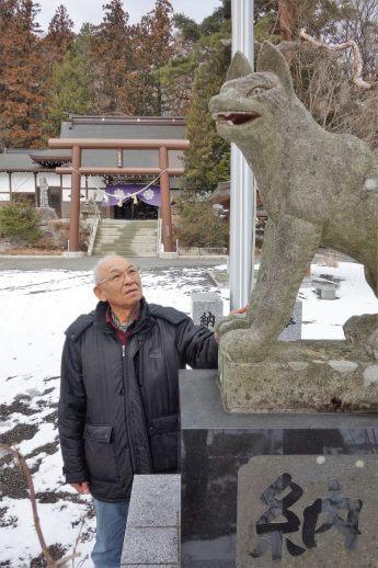 飯舘村「オオカミ信仰」の里で始まった「人と人の交流」の地域再生(上)