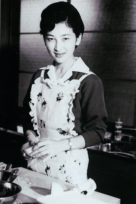 美智子さま(1961年・満27歳)